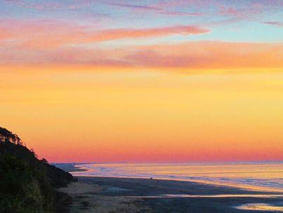 Oregon Sunset - Photo by Gretchen